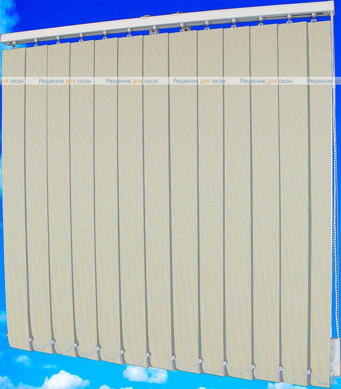 Жалюзи вертикальные СКРИН 012 бежевый от производителя жалюзи и рулонных штор РДО
