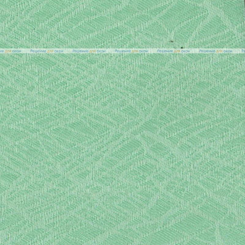 Вертикальные ламели ( без карниза ) СФЕРА 5850 зеленый от производителя жалюзи и рулонных штор РДО