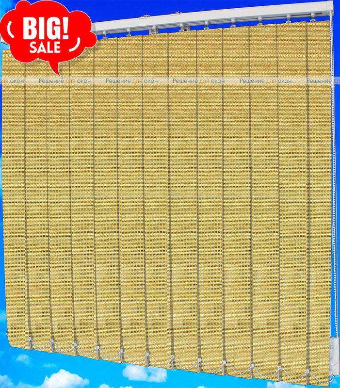 Жалюзи вертикальные ШИКАТАН 041 чио-чио-сан от производителя жалюзи и рулонных штор РДО