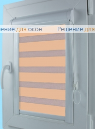 Уни Зебра  СИМПЛ 2 от производителя жалюзи и рулонных штор РДО