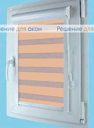 Вегас Зебра  СИМПЛ 2 от производителя жалюзи и рулонных штор РДО