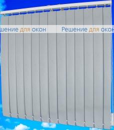 Жалюзи вертикальные ТЕХНО блэкаут 901 серебро от производителя жалюзи и рулонных штор РДО