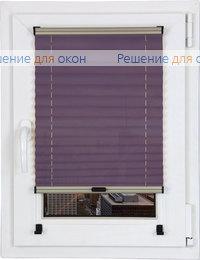 Шторы плиссе.Того 014, фиолетовый от производителя жалюзи и рулонных штор РДО