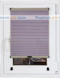 Шторы плиссе.Того 015, бледный пурпур от производителя жалюзи и рулонных штор РДО