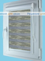 Вегас Зебра  ТОЛЕДО 7 от производителя жалюзи и рулонных штор РДО
