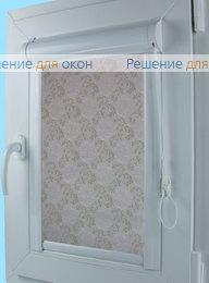 Уни на створку окна, Уни ДАМАСК 2 от производителя жалюзи и рулонных штор РДО