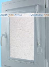 Уни на створку окна, Уни АЛЛЕГРО ЛЁН 1001 от производителя жалюзи и рулонных штор РДО