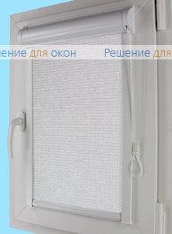 Уни плюс на створку окна, Уни плюс СКРИН СИЛЬВЕР 325, НГ 5% белый от производителя жалюзи и рулонных штор РДО