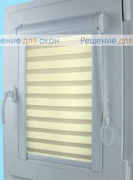 Уни Зебра на створку окна, Уни Зебра Виссон 103 от производителя жалюзи и рулонных штор РДО