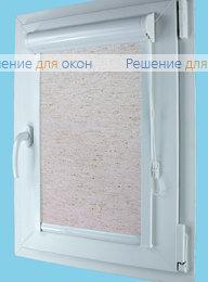 Вегас на створку окна, Вегас АЛЛЕГРО ЛЁН 1000 от производителя жалюзи и рулонных штор РДО