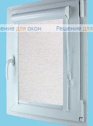 Вегас на створку окна, Вегас АЛЛЕГРО ЛЁН 1001 от производителя жалюзи и рулонных штор РДО
