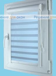 Вегас Зебра на створку окна, Вегас Зебра Виссон 113 от производителя жалюзи и рулонных штор РДО