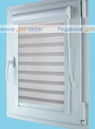Вегас Зебра на створку окна, Вегас Зебра Виссон 116 от производителя жалюзи и рулонных штор РДО