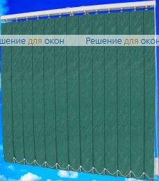 Жалюзи вертикальные ВЕНЕЦИЯ 14 малахит от производителя жалюзи и рулонных штор РДО