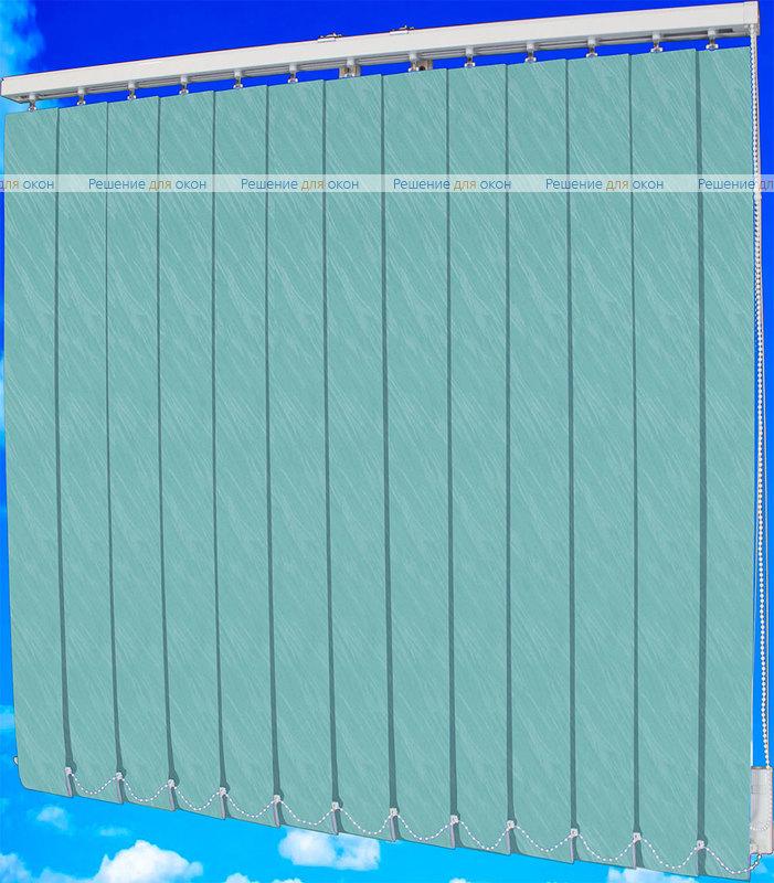 Жалюзи вертикальные ВЕНЕЦИЯ 24 голубой от производителя жалюзи и рулонных штор РДО