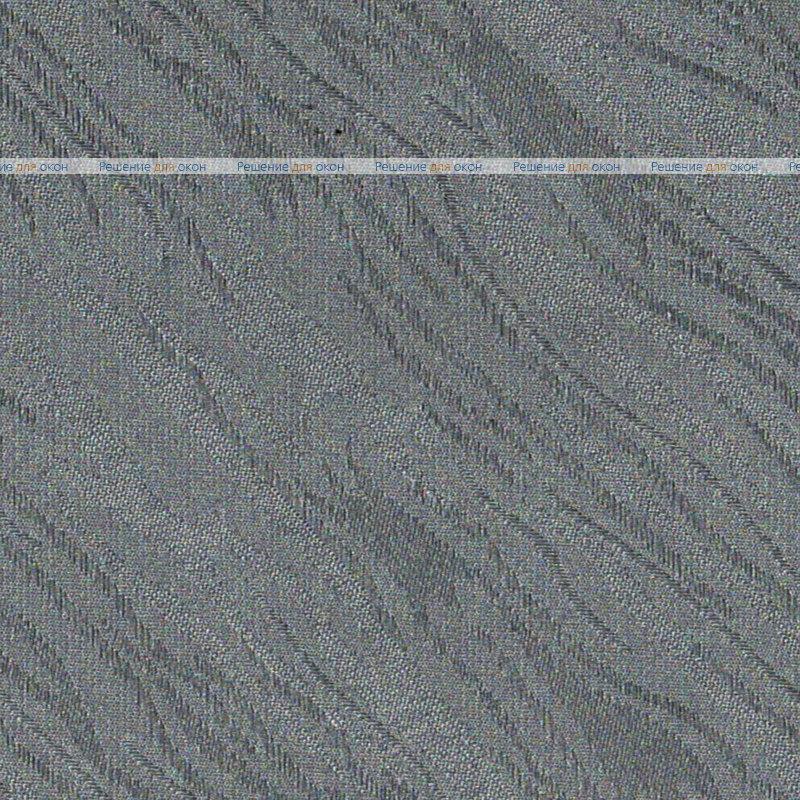 Вертикальные ламели ( без карниза ) ВЕНЕЦИЯ Блэкаут серебро от производителя жалюзи и рулонных штор РДО