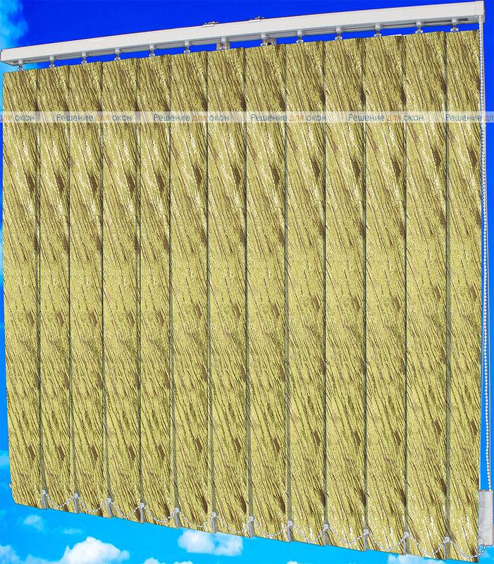 Жалюзи вертикальные ВЕНЕЦИЯ Металлик G-19 от производителя жалюзи и рулонных штор РДО