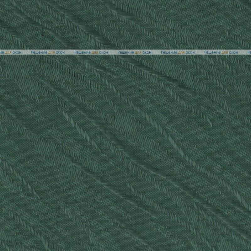 Вертикальные ламели ( без карниза ) ВЕНЕЦИЯ 14 малахит от производителя жалюзи и рулонных штор РДО