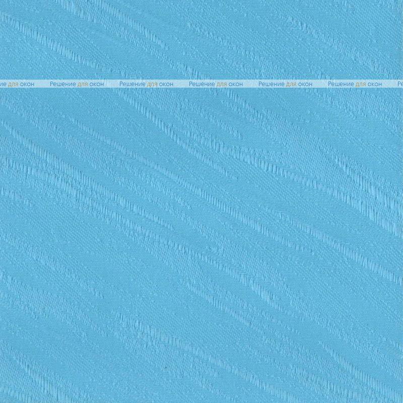 Вертикальные ламели ( без карниза ) ВЕНЕЦИЯ 24 голубой от производителя жалюзи и рулонных штор РДО