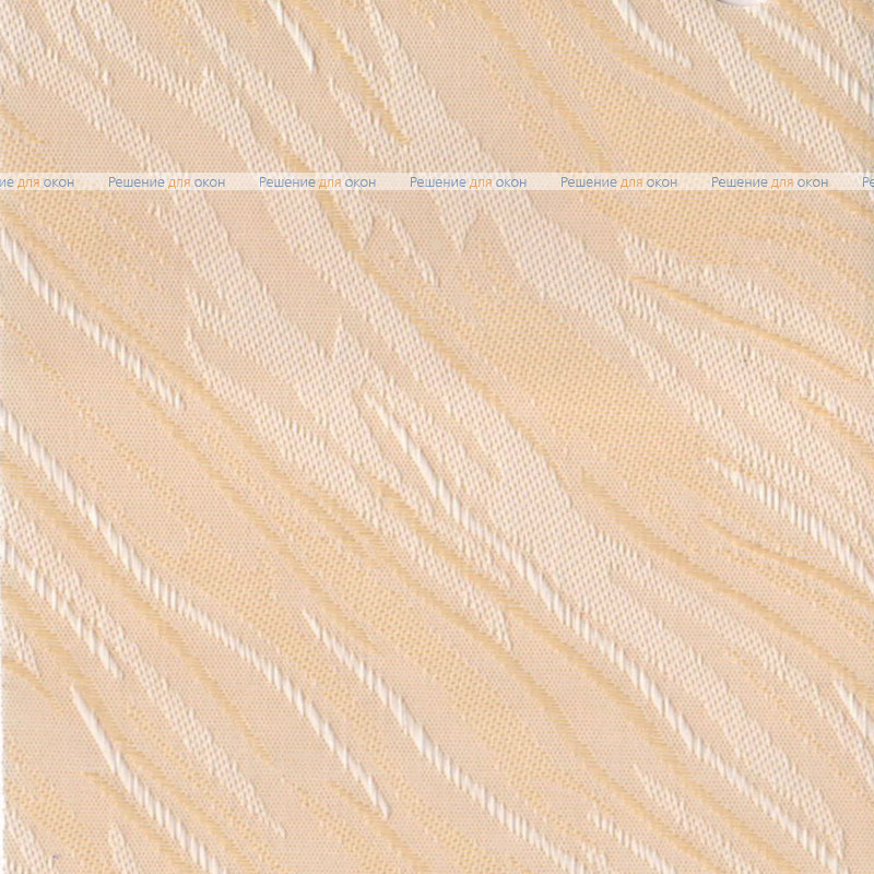 Вертикальные ламели ( без карниза ) ВЕНЕРА 2406 св.бежевый от производителя жалюзи и рулонных штор РДО