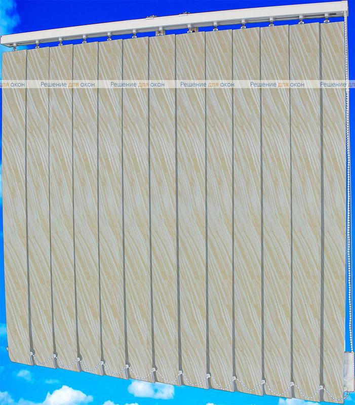 Жалюзи вертикальные ВЕНЕРА 2746 т.бежевый от производителя жалюзи и рулонных штор РДО