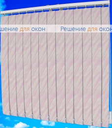 Жалюзи вертикальные ВЕНЕРА 4059 св.розовый от производителя жалюзи и рулонных штор РДО