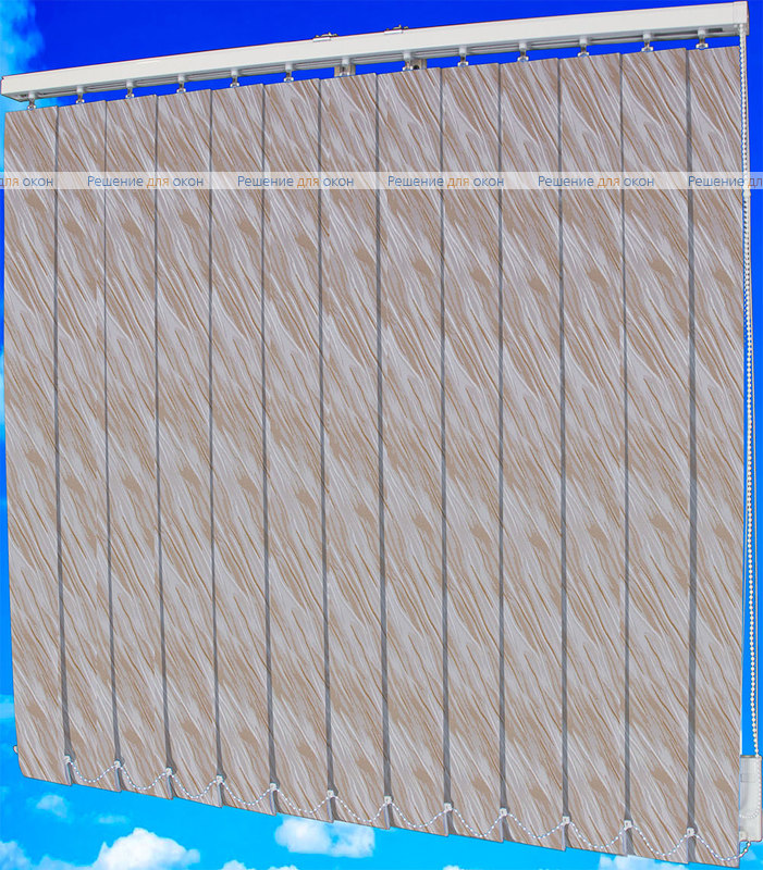 Жалюзи вертикальные ВЕНЕРА 4120 т.розовый от производителя жалюзи и рулонных штор РДО
