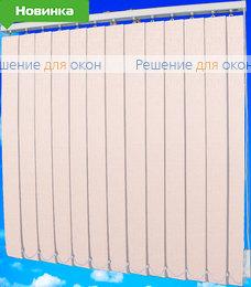 Жалюзи вертикальные ДЕЙЛИ 01 белый от производителя жалюзи и рулонных штор РДО