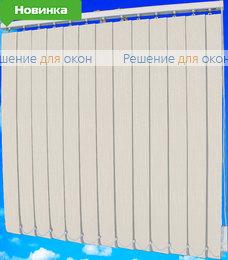 Жалюзи вертикальные ИТАКА 01 белый от производителя жалюзи и рулонных штор РДО