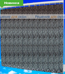 Жалюзи вертикальные СФЕРА 36 черный от производителя жалюзи и рулонных штор РДО
