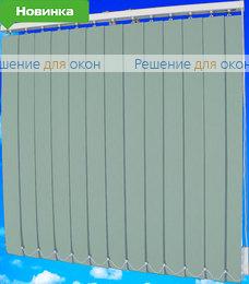 Жалюзи вертикальные ТЕХНО блэкаут 08 серый от производителя жалюзи и рулонных штор РДО