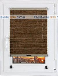 Шторы плиссе.Вижн 2343, светло-коричневый от производителя жалюзи и рулонных штор РДО