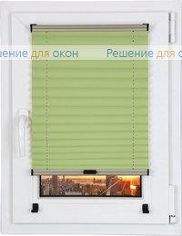 Шторы плиссе.Виста 4188, шартрёз от производителя жалюзи и рулонных штор РДО