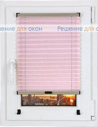 Шторы плиссе.Виста 8181, розовый от производителя жалюзи и рулонных штор РДО