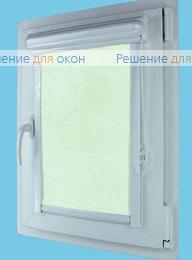 Витео плюс на створку окна, Витео плюс  АЛЛЕГРО Б/О 4169 салатовый от производителя жалюзи и рулонных штор РДО