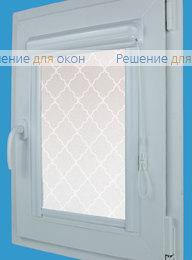 Витео на створку окна, Витео АРАБЕСКА от производителя жалюзи и рулонных штор РДО