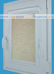 Витео на створку окна, Витео АЛЛЕГРО ЛЁН 1010 от производителя жалюзи и рулонных штор РДО