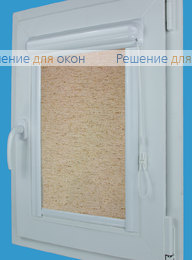 Витео на створку окна, Витео АЛЛЕГРО ЛЁН 1030 от производителя жалюзи и рулонных штор РДО
