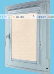 Витео плюс на створку окна, Витео плюс  АЛЛЕГРО Б/О 2398 пудровый от производителя жалюзи и рулонных штор РДО