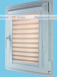 Витео плюс Зебра на створку окна, Витео плюс Зебра Виссон 106 от производителя жалюзи и рулонных штор РДО