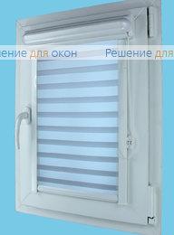 Витео плюс Зебра на створку окна, Витео плюс Зебра Виссон 113 от производителя жалюзи и рулонных штор РДО