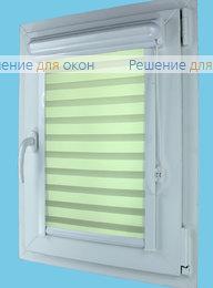 Витео плюс Зебра на створку окна, Витео плюс Зебра Виссон 121 от производителя жалюзи и рулонных штор РДО