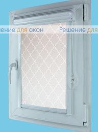 Витео плюс на створку окна, Витео плюс АРАБЕСКА от производителя жалюзи и рулонных штор РДО