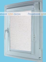 Витео плюс на створку окна, Витео плюс АЛЛЕГРО ЛЁН 1001 от производителя жалюзи и рулонных штор РДО