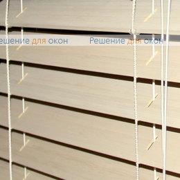 Жалюзи горизонтальные 50 мм, арт. White  бамбук от производителя жалюзи и рулонных штор РДО