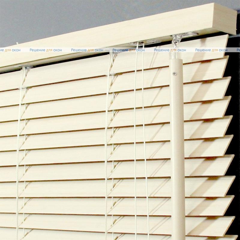 Жалюзи горизонтальные 25 мм, арт. White от производителя жалюзи и рулонных штор РДО