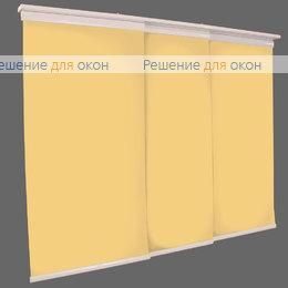 5 - рядный карниз, Японская штора Кулисс 5-ти рядный карниз АЛЛЕГРО Б/О 1040 светло-песочный от производителя жалюзи и рулонных штор РДО