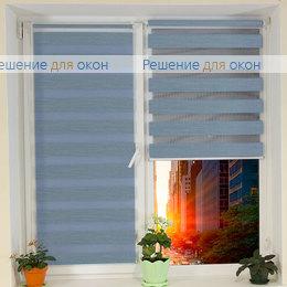 Компакт Зебра на створку окна, Компакт Зебра  Шенилл 211 от производителя жалюзи и рулонных штор РДО