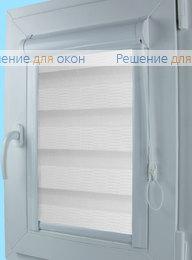 Уни Зебра КАСКАД 1, белый от производителя жалюзи и рулонных штор РДО