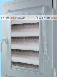 Уни Зебра ОМБРЕ 9, серый от производителя жалюзи и рулонных штор РДО